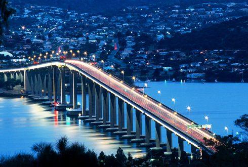 Stronger Tasmanian economy
