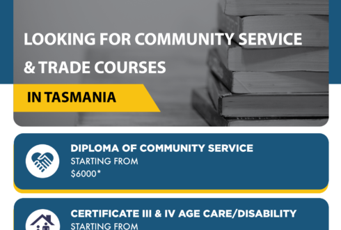 Trade Courses in Tasmania